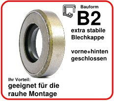 Simmerringe Bauform B2